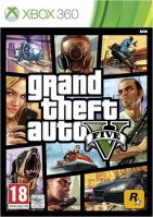 Xbox 360 GTA 5 Grand Theft Auto V (nová)