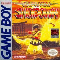 Nintendo GameBoy Samurai Shodown