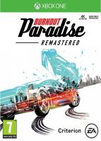 Xbox One Burnout Paradise Remastered (nová)