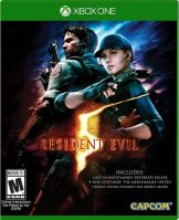 Xbox One Resident Evil 5 HD (+ DLC) (nová)