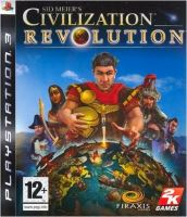 PS3 Civilization Revolution (nová)