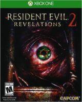 Xbox One Resident Evil Revelations 2 (nová)