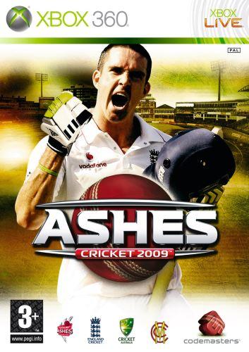 Xbox 360 Ashes Cricket 2009