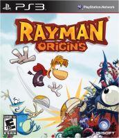 PS3 Rayman Origins (nová)