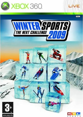 Xbox 360 RTL Winter Sports 2009 The Next Challenge