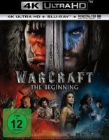 4K Blu-Ray Film Warcraft The Beginning