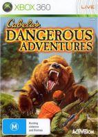 Xbox 360 Cabela's Dangerous Adventures (nová)