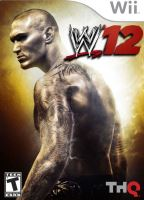 Nintendo Wii WWE 12