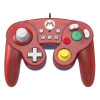 [Nintendo Switch] Drôtový Ovládač Hori Super Smash Bros - Mario (nový)