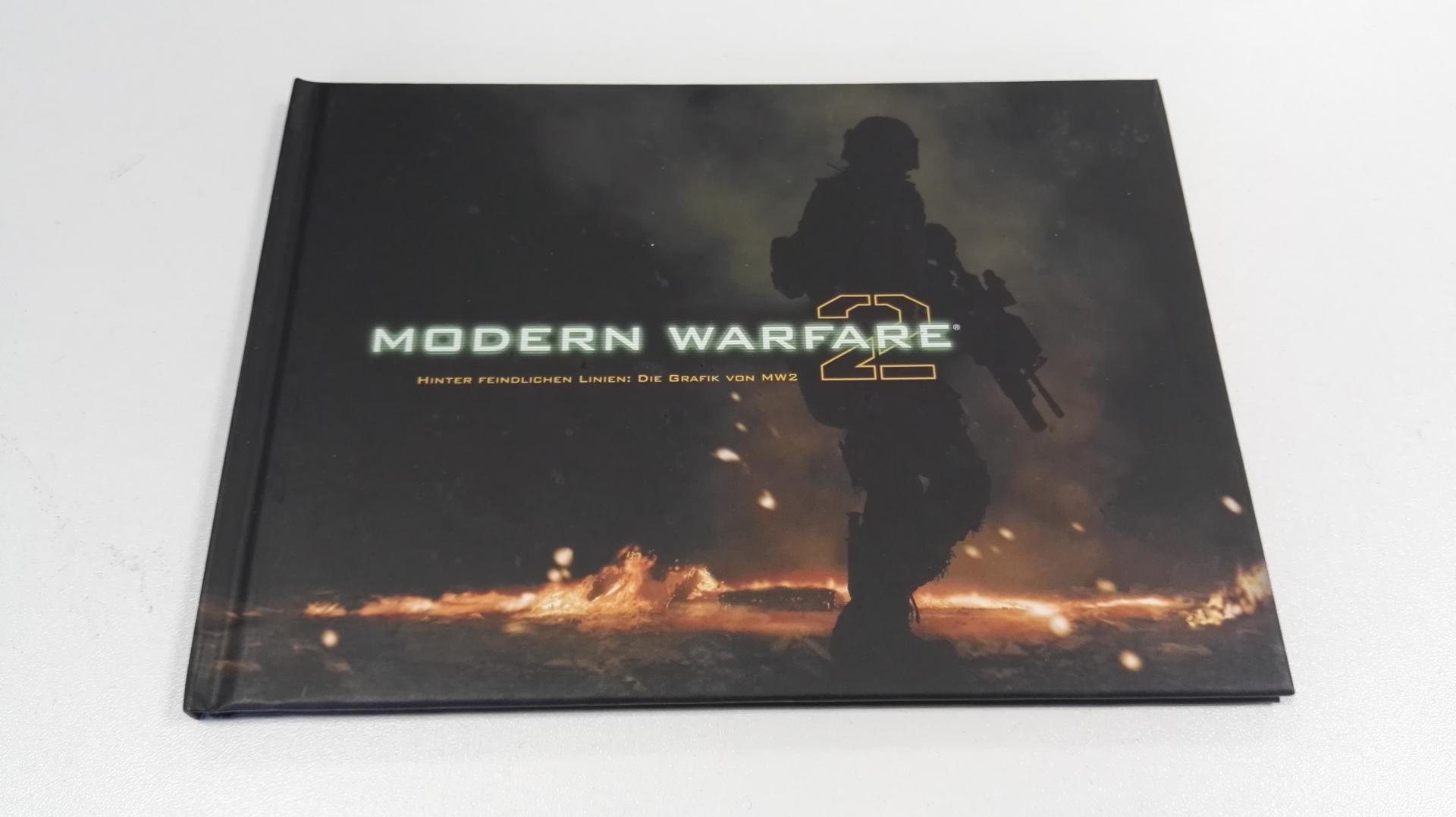 Art Book - Modern Warfare 2 (DE)