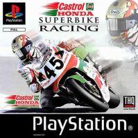 PSX PS1 Castrol Honda Superbike Racing (1428)