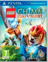 PS Vita Lego Legends of Chima: Lavals Journey