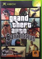 Xbox GTA San Andreas Grand Theft Auto