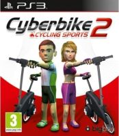 PS3 Cyberbike 2 Cycling Sports (iba hra)
