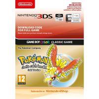Voucher Nintendo 3DS Pokémon Gold