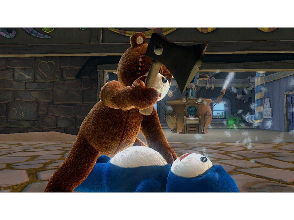 PS3 Naughty Bear