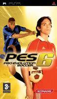 PSP PES 6 Pro Evolution Soccer 6 (Bez obalu)