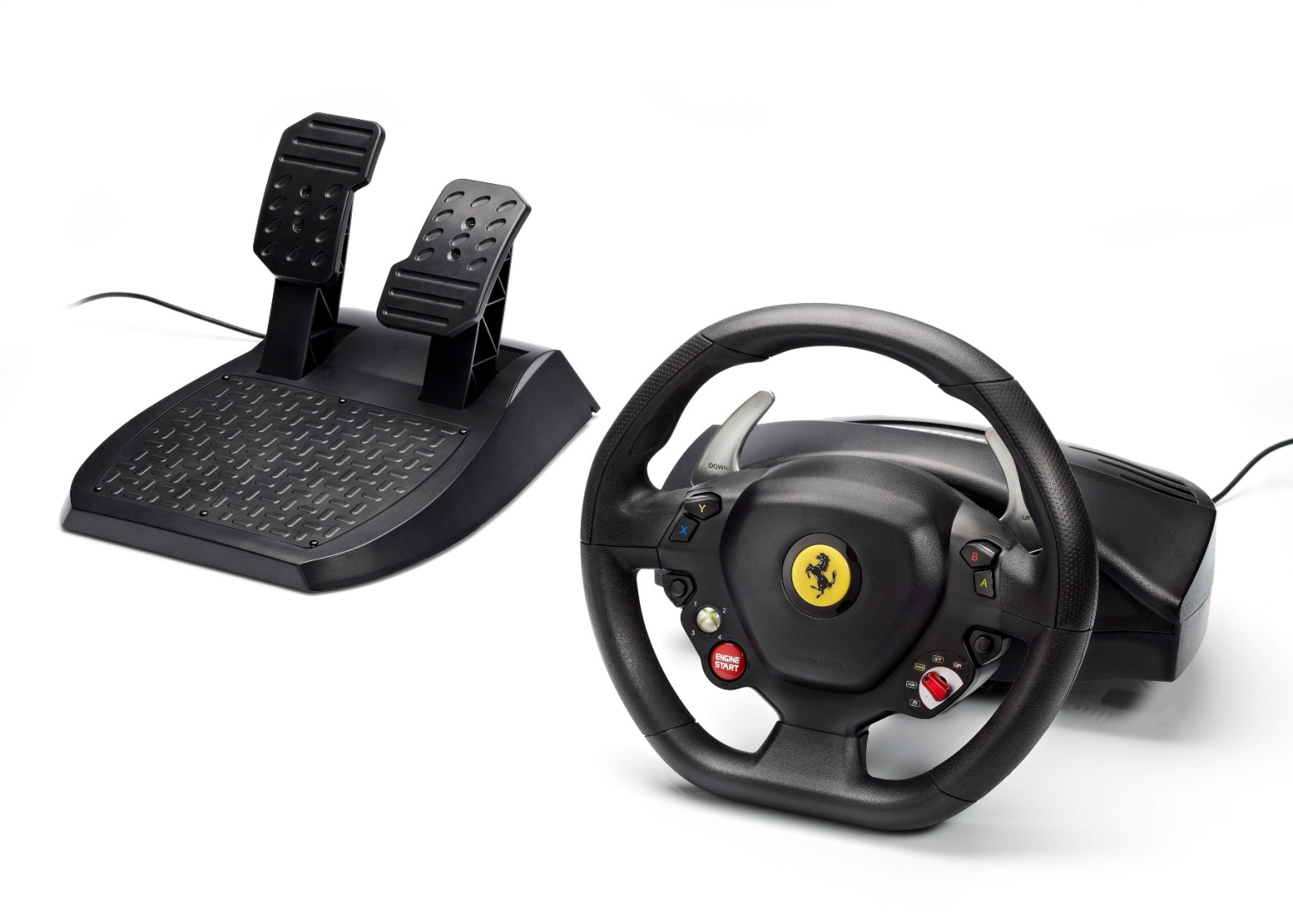 [Xbox 360 | PC] Thrustmaster Ferrari 458 Italia Racing Wheel (estetická vada)