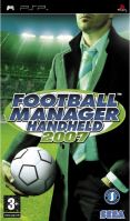 PSP Football Manager Handheld 2007