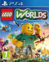PS4 Lego Worlds (nová)