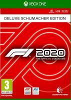 Xbox One F1 2020 - Schumacher Deluxe Edition
