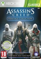 Xbox 360 Assassins Creed Heritage Collection