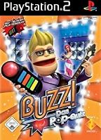 PS2 Buzz! - Pop Kvíz (DE)