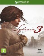 Xbox One Syberia 3 (CZ) (Nová)