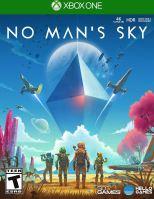 Xbox One No Man's Sky (nová)