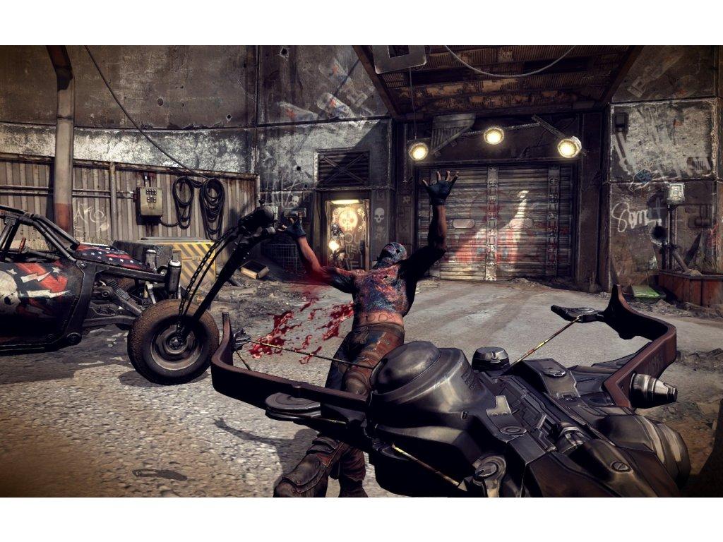 Xbox 360 Rage