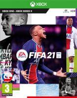 Xbox One Fifa 21 (CZ)