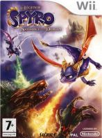 Nintendo Wii The Legend Of Spyro - Dawn Of The Dragon