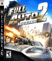 PS3 Full Auto 2 Battlelines