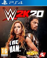 PS4 WWE 2K20 (nová)