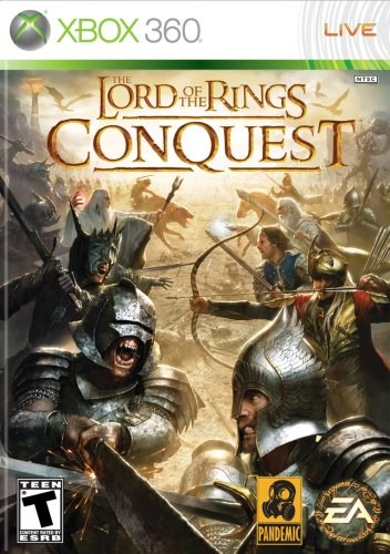 Xbox 360 Pán Prsteňov The Lord Of The Rings Conquest