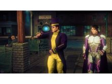 PS3 Saints Row 4