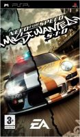 PSP NFS Need For Speed Most Wanted 5-1-0