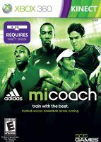 Xbox 360 Adidas Micoach (nová)