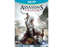 Nintendo Wii U Assassins Creed 3