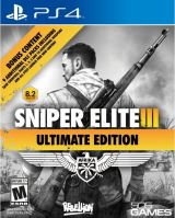 PS4 Sniper Elite 3 Ultimate Edition (nová)