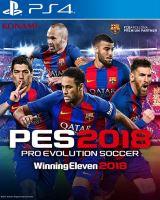 PS4 PES 18 Pro Evolution Soccer 2018