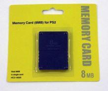 [PS2] Pamäťová karta 8MB (nová)