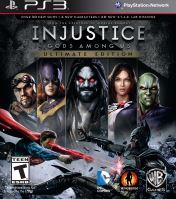 PS3 Injustice Gods Among Us Ultimate Edition (GOTY) (nová)
