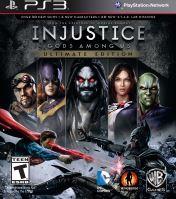 PS3 Injustice Gods Among Us Ultimate Edition (GOTY) (nová)