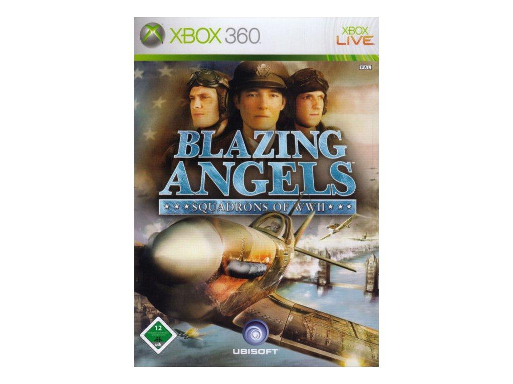 Xbox 360 Blazing Angels - Squadrons Of WW2