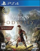 PS4 Assassins Creed Odyssey (CZ)