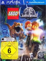 PS Vita LEGO Jurský Svet Jurassic World