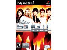 PS2 Disney - Sing It Pop Hits