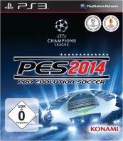 PS3 PES 14 Pro Evolution Soccer 2014