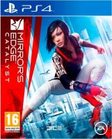 PS4 Mirror's Edge - Catalyst (nová)
